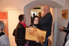 Wernisaż Julii Nicer w Muzeum Ślężańskim