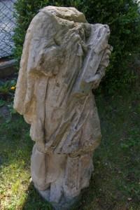 Figura św. Jana Nepomucena - Rogów Sobócki